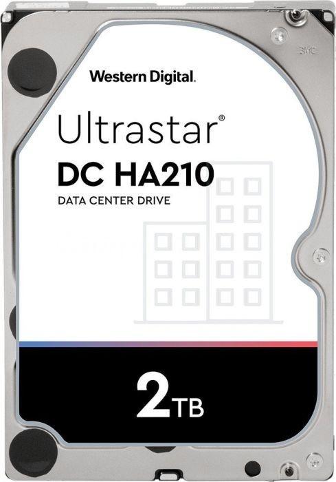HDD Western Digital Ultrastar DC HA210 2TB (1W10002 / WD2005FBYZ)