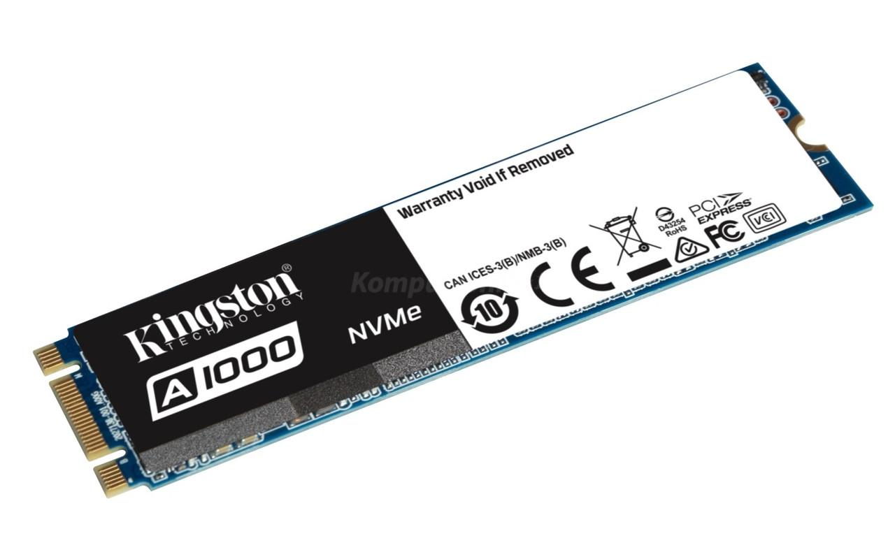 SSD Kingston A1000 M.2 Pci-e NVMe 240GB (SA1000M8/240G)