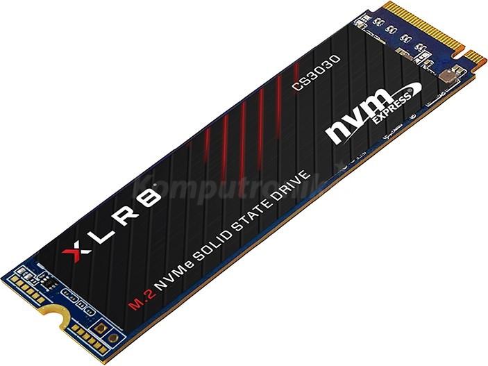 SSD PNY XLR8 CS3030 M.2 PCIe NVMe 1TB (M280CS3030-1TB-RB)