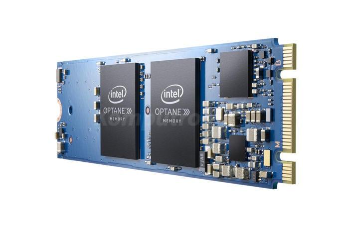 SSD Intel Optane Memory M10 16GB PCie (MEMPEK1W016GAXT)