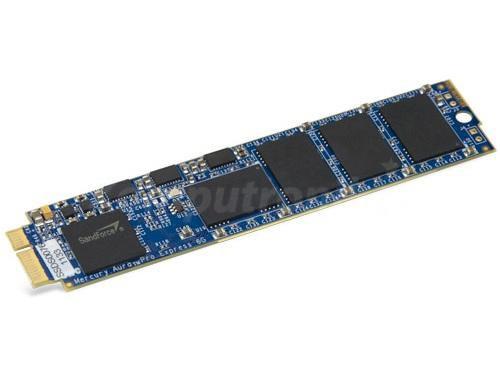 SSD OWC Aura Pro 240GB MacBook Air 2012 + карман Envoy (OWCSSDAP2A6K240)