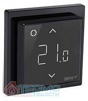 Интеллектуальный Wi-Fi терморегулятор DEVIreg Smart (черный)