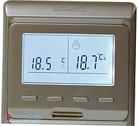 Программатор для теплого пола Heat Plus M6.716 silver