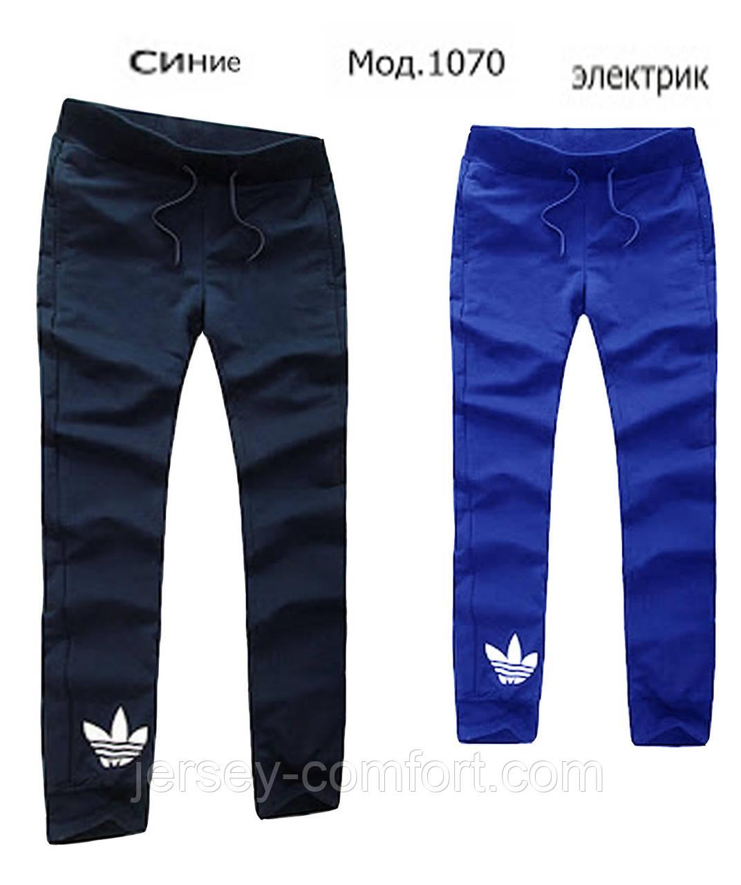 Купить трикотажные брюки женские