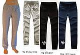 Брюки  женские трикотажные черные,синие, серые, электрик, фото 2