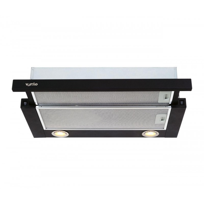 Вытяжка VENTOLUX GARDA 60 BK 800 SMD LED