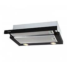 Вытяжка VENTOLUX GARDA 60 BK 800 SMD LED, фото 3