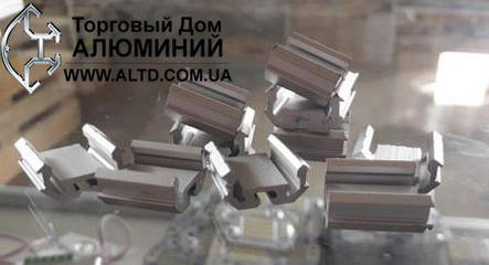Радиаторный профиль распродажа обрезков, фото 2