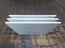 Радиатор ш-образный 15х10 без покрытия, фото 2