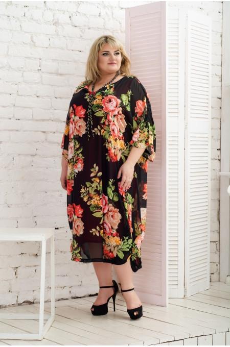 Платье женское Алисия черный