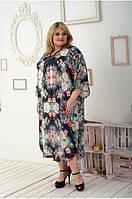 Платье женское Алисия бирюзовый, фото 1