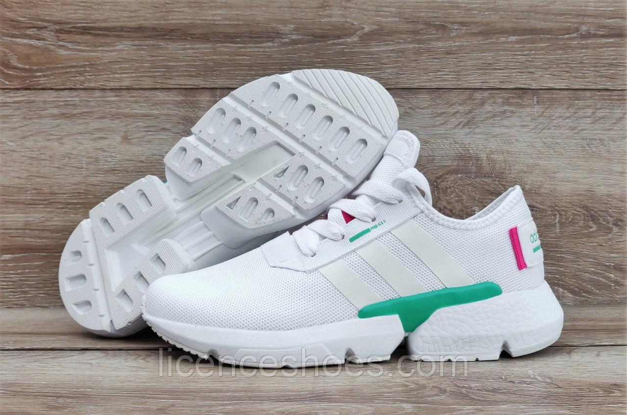 Детские, подростковые кроссовки Adidas POD S3.1 White