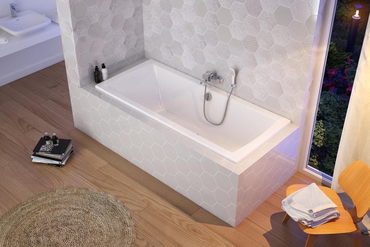Ванна 1800x800 Aquaria Lux