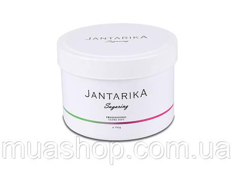 Сахарная паста JANTARIKА PROFESSIONAL Ultra-soft (Ультра-мягкая) 750 грамм, фото 2