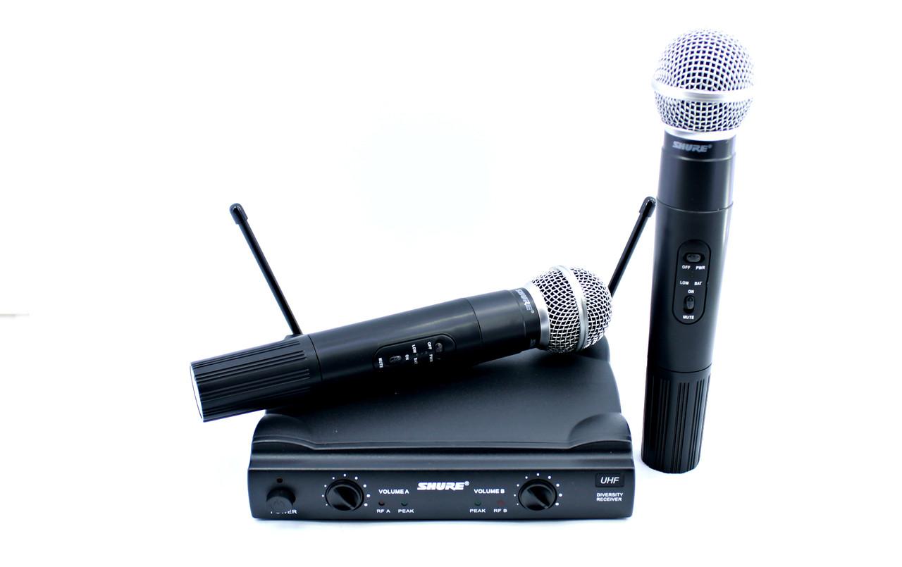 Радиомикрофон  для вокала и караоке Shure SM58 ii