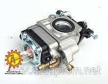 Карбюратор для мотокосы, бензокосы с поршнем 40 - 44 мм (диаметр камеры 15 мм)