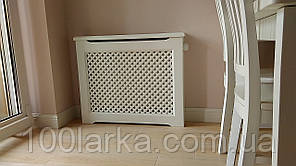 Деревянный Экран решетка на радиаторы отопления,