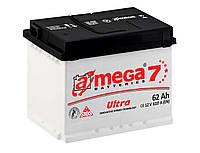 """Аккумулятор A-Mega (6 СТ-62-АЗ 610 А; """"+"""" справа) Ultra M7"""