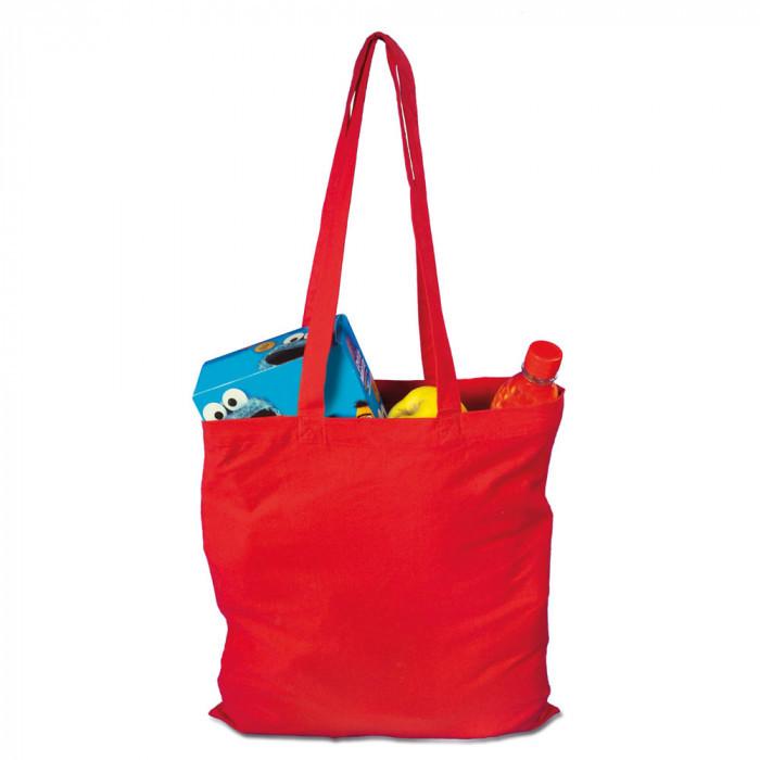 Эко сумка для покупок хлопок, плотность 110 г\м², розница + опт \ es - 952314