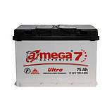 """Аккумулятор A-Mega (6 СТ-75-АЗ 790 А """"+"""" справа) Ultra M7, фото 2"""