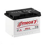 """Аккумулятор A-Mega (6 СТ-75-АЗ 790 А """"+"""" справа) Ultra M7, фото 3"""