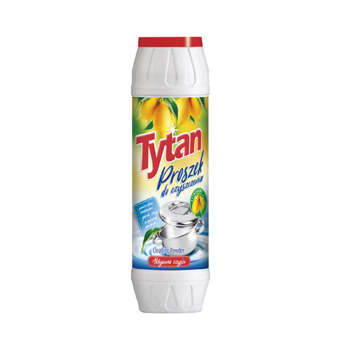 Чистящий порошок Tytan 500g лимон