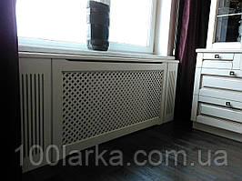Решетка декоративная экран для радиаторов отопления.