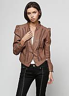 Куртка Yi Mei Er XL (170/92A) бежевый (CH-11019_Beige)
