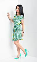 Коротенькое платье из штапеля недорого, фото 2