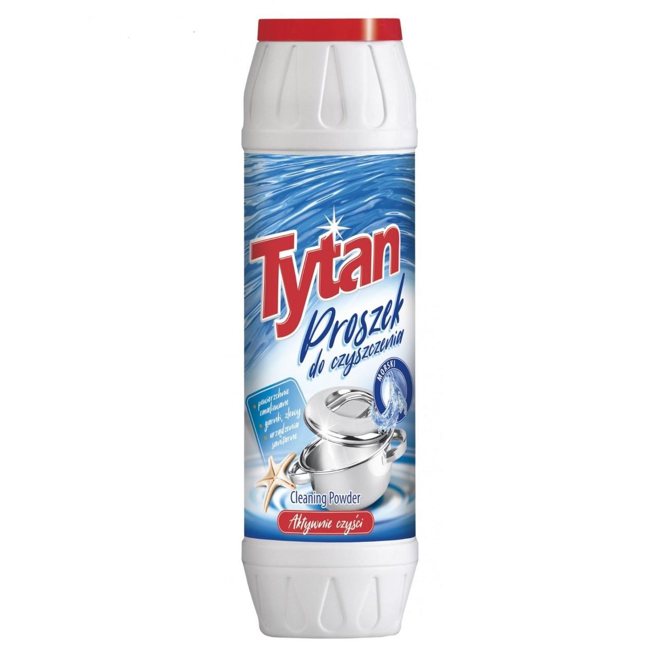 Чистящий порошок Tytan 500г морской