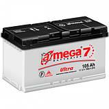 """Аккумулятор A-Mega (6 СТ-105-А3 950 А """"+"""" справа) Ultra M7, фото 2"""