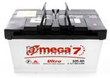 """Аккумулятор A-Mega (6 СТ-105-А3 950 А """"+"""" справа) Ultra M7, фото 3"""