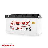 """Аккумулятор A-Mega (6 СТ-105-А3 950 А """"+"""" справа) Ultra M7, фото 4"""