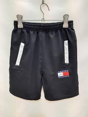 Детские шорты для мальчика Tommy Hilfiger 2-6 лет, фото 2
