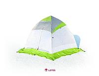 Палатка зимняя Lotos-2 автомат 2.45*2.3*1.60