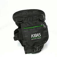 Разгрузка на бедро Kibas Style Green 10233
