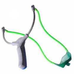 Рогатка Stonfo 339-2 зеленая резинка 31.05.88