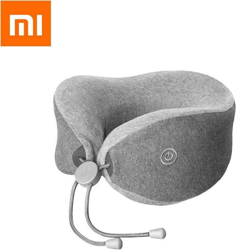 Подушка с массажером Xiaomi LF LeFan Comfort-U Pillow Massager