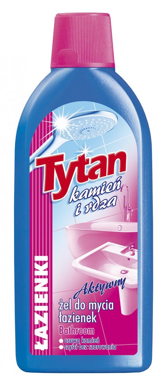 Гель для мытья ванной комнаты Tytan 500 г. Польша