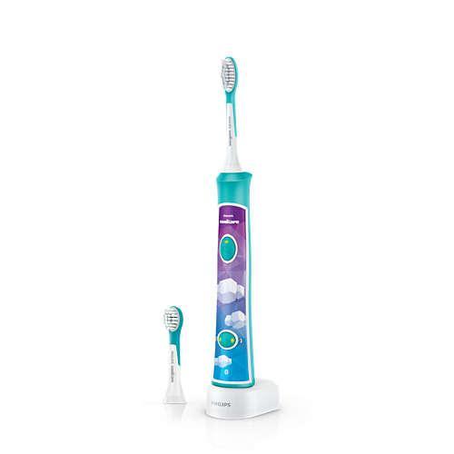 Зубная электрощетка PHILIPS HX6322/04 Kids