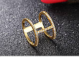 Кольцо H-ring 6, фото 6