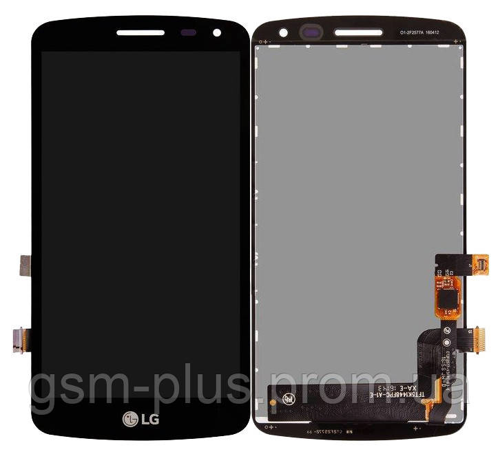 Дисплей LG K5 / X220 Dual Sim black complete