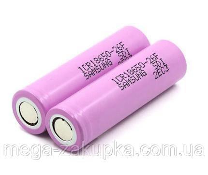 Аккумулятор Samsung 18650 INR18650-30Q 3000mAh