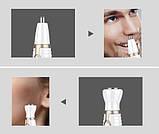 Триммер для носа ушей Kemei KM-PG500, фото 8