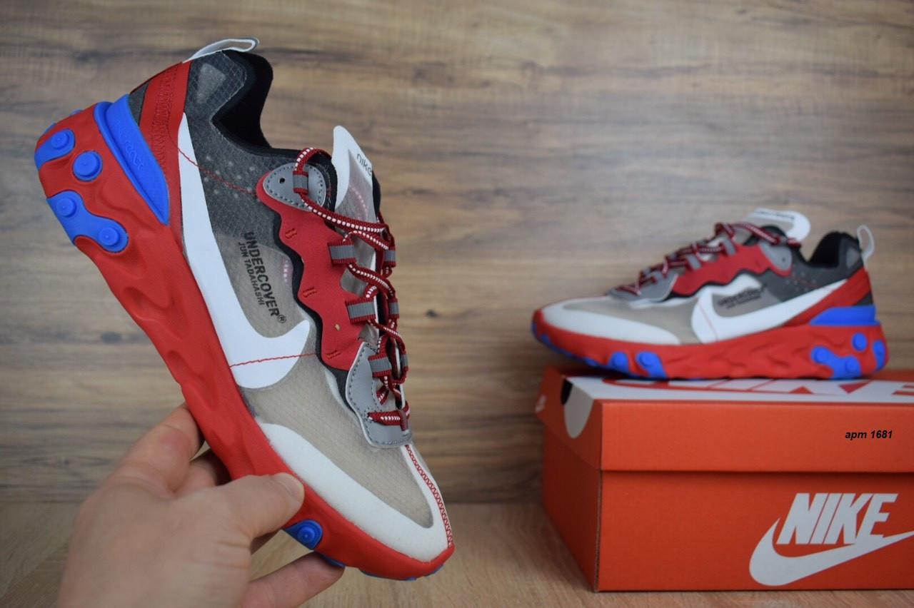 0684b7ca Мужские кроссовки в стиле Nike React Element 87 x Undercover ...