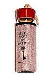 """Дизайнерская бутылка """"See You in Paris"""" 420ml, фото 7"""