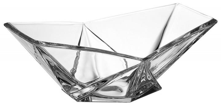 Фруктовница 350мм Bohemia Origami Crystalite 6KF87 99V36 350