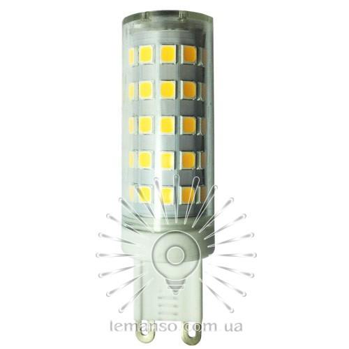 Лампа светодиодная G9 8W 750LM 230V / LM772