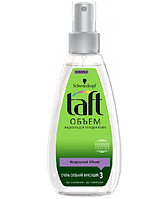 """Рідина для укладки волосся Taft """"Сила Обсягу"""" (150мл.)"""