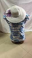 Шляпа женская летняя в ассортименте (СКЛАД)